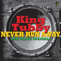 Never Run Away - Dub Plate Specials-King Tubby-LP