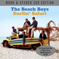 Surfin' Safari -Spec--Beach Boys-CD