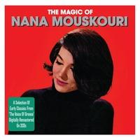 Magic Of-Nana Mouskouri-CD