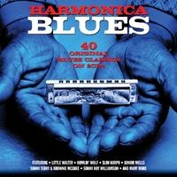 Harmonica Blues--CD