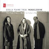 The Piano Trios / Works For Cello & Piano-Gould Piano Trio-CD
