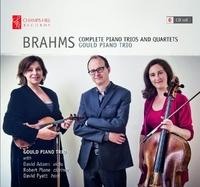 Complete Piano Trios And Quartets (6 CD-Box)-Gould Piano Trio-CD