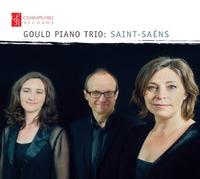 Saint-Saens-Gould Piano Trio-CD