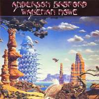 Anderson Bruford Wakeman Howe (Deluxe Edition)-Anderson, Bruford, Wakeman-CD