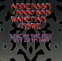 Live At The Nec-Anderson, Bruford, Howe, Wak-CD