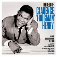 Best Of-Clarence -Frogman- Henry-CD