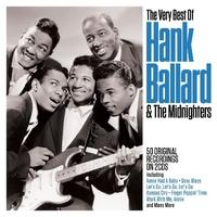 Very Best Of-Hank Ballard & The Midni-CD
