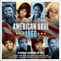 American Soul 1960--CD