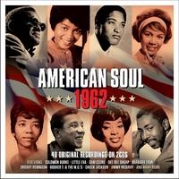 American Soul 1962--CD
