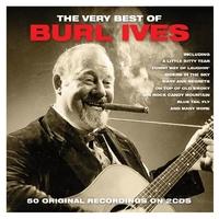 Very Best Of-Burl Ives-CD