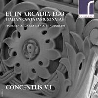 Et In Arcadia Ego-Concentus VII-CD