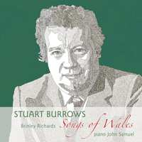 Songs Of Wales-Stuart Burrows-CD