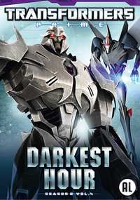 Transformers Prime - Seizoen 2 (Deel 4) Darkest Hour-DVD