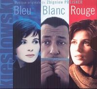 3 Colors The Trilogy Blue - White-Kieslowski, Zbigniew Preisner-CD