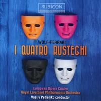 I Quattro Rusteghi-Royal Liverpool Philharmonic Orches-CD