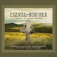 Essential Irish Folk--CD