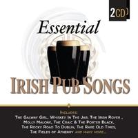 Essential Irish Pub Songs--CD