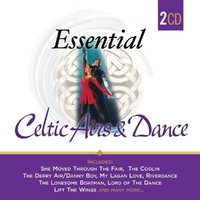 Essential Celtic Airs & Dance--CD