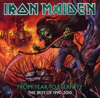 From Fear To Eternity: The Best Of 1990-2010-Iron Maiden-CD