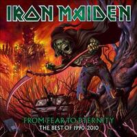 From Fear To Eternity The Best-Iron Maiden-LP