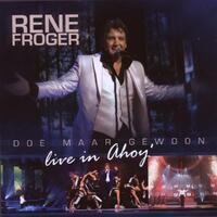 Doe Maar Gewoon Live In Ahoy-Rene Froger-CD