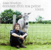 Ecoutez D'Ou Ma Peine Vient-Alain Souchon-CD