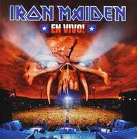 En Vivo!-Iron Maiden-CD