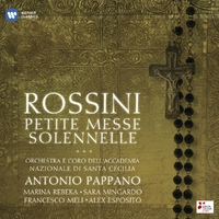 Rossini: Petite Messe Solennel-Antonio Pappano-CD