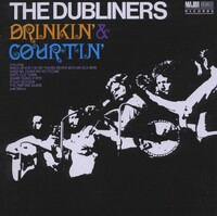 Drinkin' & Courtin'-The Dubliners-CD