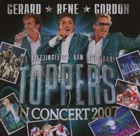 Toppers In Concert 2007-Gerard Joling, Gordon, Rene Froger-CD