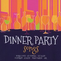 Dinner Party Songs--CD