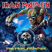 The Final Frontier-Iron Maiden-CD