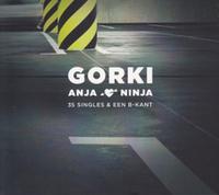 Anja - Ninja (Best Of)-Gorki-CD