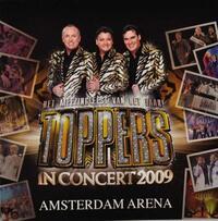 Toppers In Concert 2009-Gordon, Jeroen van der Boom, Rene Froger-CD