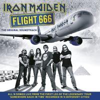 Flight 666: The Original Sound-Iron Maiden-CD