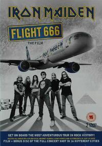 Iron Maiden - Flight 666 (2DVD)-DVD