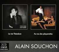 La Vie Théodore / Au Ras Des P-Alain Souchon-CD