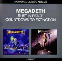 Classic Albums:Rust In Peace/Countd-Megadeth-CD