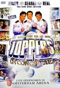 Toppers In Concert 2012 DVD-De Toppers-DVD