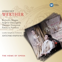 Massenet: Werther-Angela Gheorgh, Antonio Pappano-CD