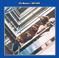 1967-1970 (Blue) - Remastered-The Beatles-CD