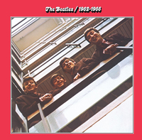 1962-1966 (Red) - Remasterd-The Beatles-CD