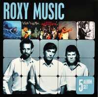 Siren/Viva Roxy Music/Manifesto/Fle-Roxy Music-CD
