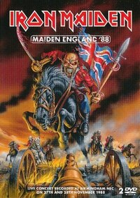 Iron Maiden - Maiden England 88-DVD