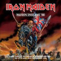 Maiden England '88-Iron Maiden-LP