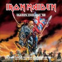 Maiden England '88-Iron Maiden-CD