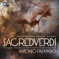 Sacred Verdi-Antonio Pappano-CD
