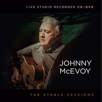 The Stable Sessions-Johnny McEvoy-CD