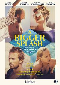 A Bigger Splash-DVD