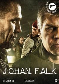 Johan Falk - Seizoen 3-DVD
